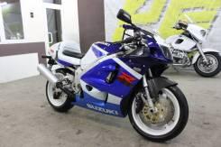 Suzuki GSX-R 750, 1998