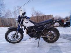 Yamaha TW 200, 2001