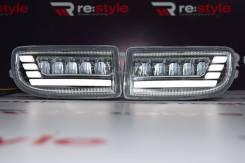 Противотуманные фары Toyota Land Cruiser 100 LED