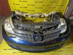 Ноускат Nissan Tiida передний C11, HR15DE