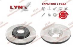 Тормозные диски LYNXauto (гарантия до 2 лет)
