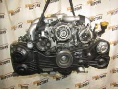 Контрактный двигатель Субару Форестер Импреза Легаси EJ204