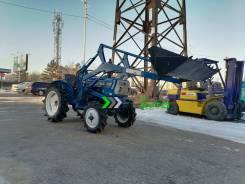 Мини-трактор с фронтальной установкой Mitsubishi D1600