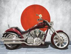 Honda VT 1300CX Fury, 2010