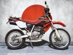 Honda XR 250R, 2005