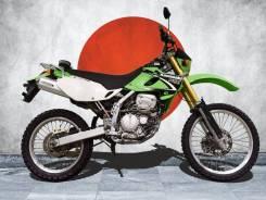 Kawasaki KLX 250ES, 2002