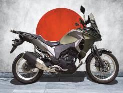 Kawasaki Versys, 2017