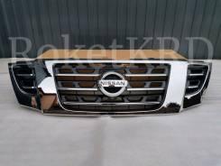 Решетка радиатора Nissan Patrol Y62 Новая