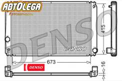 Радиатор Denso Toyota RAV4 ACA31