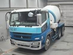 Автобетоносмеситель Mitsubishi FUSO Truck FV50JX