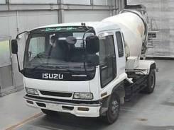 Автобетоносмеситель Isuzu Forward FSR32D1