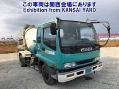 Автобетоносмеситель Isuzu Forward FRR32D1