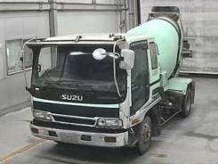 Автобетоносмеситель Isuzu Forward FRR35D4