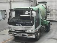 Автобетоносмеситель Isuzu Forward FRR35C4S