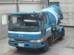 Автобетоносмеситель HINO Ranger FD1JDCA