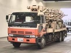 Бетононасос Nissan Truck CW520SN