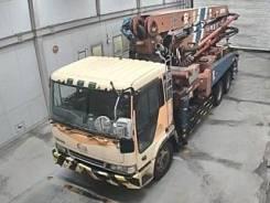 Бетононасос HINO Truck FS3FRDA
