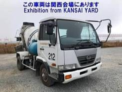 Автобетоносмеситель Nissan Truck MK252AB