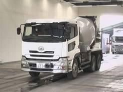 Автобетоносмеситель Nissan Truck CW4XL