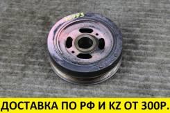 Шкив коленвала Nissan/Renault QR25/2TR (OEM 123033TA0C)
