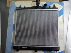 Радиатор, охлаждения nissan micra (k12) 03- note (e11) renault clio