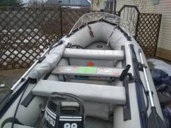 Лодка сват 380 с документами
