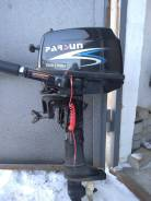 Продам лодочный мотор Parsum 5 четырёх тактный