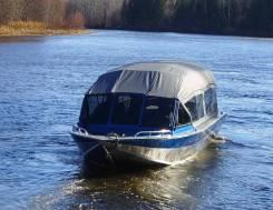 Водомётный катер North River Commander 22