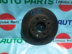 Диск тормозной передний Honda Fit GE6