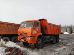 КамАЗ 6522-43, 2011