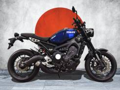 Yamaha MT-09 XSR900, 2016
