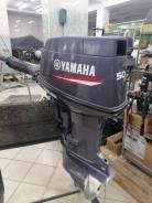 Продается лодочный мотор Yamaha 50Hmhos с водометом