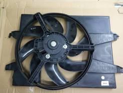 Вентилятор радиатора FORD Focus II