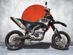 Yamaha WR 250X, 2008