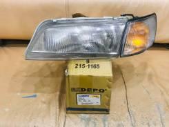 Фара левая Maxima Cefiro A32 95-99 DEPO 2151165L