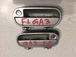 Передняя левая ручка двери Honda LOGO