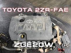 Двигатель Toyota 2ZR-FAE Контрактный   Установка, Гарантия, Кредит
