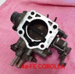 Дроссельная заслонка б/у 4a-fe ae111 T. Corolla