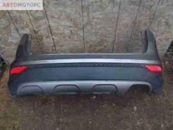 Бампер Hyundai Santa FE III (DM) 2012 - (джип)