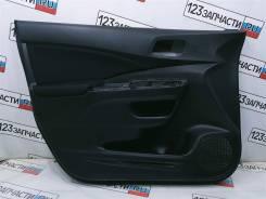 Обшивка двери передней левой Honda CR-V RM1 2012 г