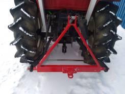 Рамка-фаркоп под 3х. точечную навеску для мини-трактора