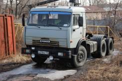 КамАЗ 54115N, 2003