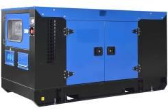 Дизельный генератор 100 в шумозащитном кожухе