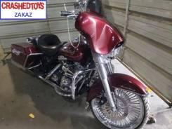 Harley-Davidson Road King FLHR, 2008