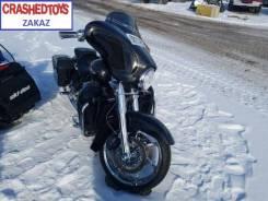 Harley-Davidson CVO Street Glide, 2012