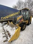 Аренда Спецтехники Экскаватор-Погрузчик John Deere, Гидромолот