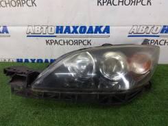 Фара Mazda Axela 2006-2009 [B37E51041] BKEP LF-VE, передняя левая