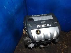 Двигатель Hyundai Sonata 5 Nf 2006 [2110125D00] 2.4 G4KC