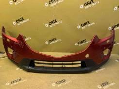 CX5Бампер передний Mazda CX 5 [KD5350031B8H]