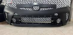 Передний бампер рестайлинг для Toyota Prius 30 2012-2015г, Тайвань